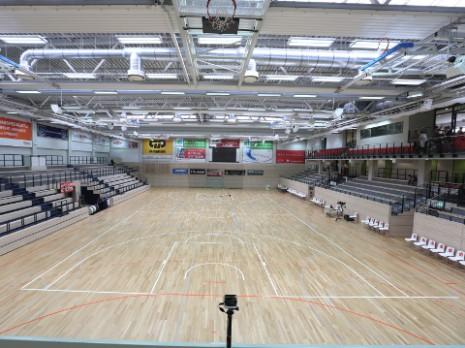 Erdgas Sportarena Halle