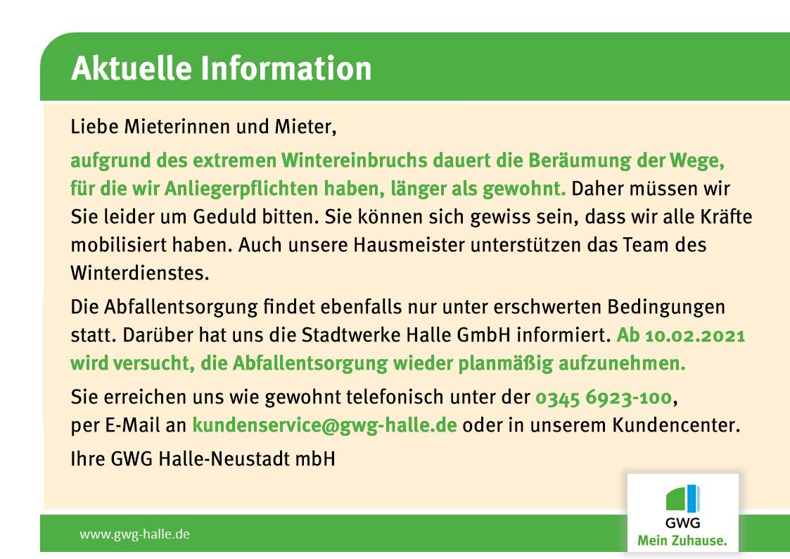 Wetter Halle Neustadt